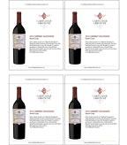 2013 Cartlidge & Browne Cabernet Sauvignon - Shelf Talkers