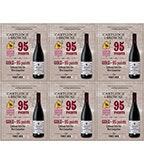 2014 Pinot Noir Shelf Talker - 95pts
