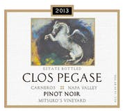 2013 Clos Pegase Pinot Noir, Mitsuko's Vineyard, Carneros
