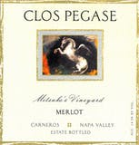 Clos Pegase Merlot, Mitsuko's Vineyard, Carneros