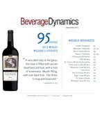 2013 Clos Pegase Merlot Sell Sheet - Beverage Dynamics