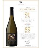 2015 Clos Pegase Chardonnay, Accolade Sheet