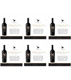 NV Clos Pegase Cabernet Sauvignon - Shelf Talker - 6up