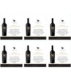 NV Clos Pegase Merlot - Shelf Talker - 6up