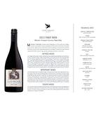 2012 Clos Pegase Pinot Noir, Mitsuko's Vineyard, Carneros