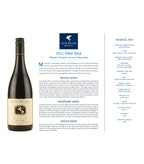 2011 Clos Pegase Pinot Noir, Mitsuko's Vineyard, Carneros