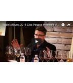 Robin Akhurst 2015 Clos Pegase Mitsuko's Vineyard Chardonnay (YouTube)