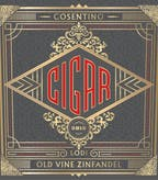 2015 Cigar Zin California Old Vine Zinfandel