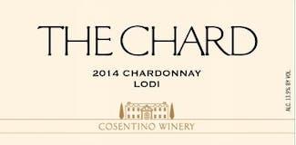 2014 Cosentino The Chard, Lodi