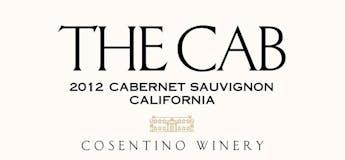2012 Cosentino The Cab, Lodi