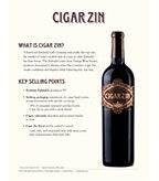 Cigar Zin Sell Sheet