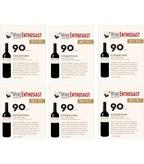 2013 Cosentino THE Dark - Wine Enthusiast - 6up