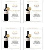 2014 THE Franc - Tasters Guild Gold Medal
