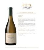 2016 Cosentino Chardonnay, Napa Valley