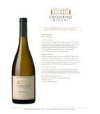 2015 Cosentino Chardonnay, Napa Valley