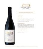 2016 Cosentino Reserve Pinot Noir, Napa Valley