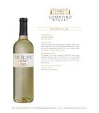 2015 Cosentino The Blanc, Lodi