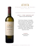 2011 Cosentino The Novelist, Napa Valley - Captains Page