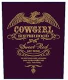 Cowgirl Sisterhood Sweet Red