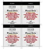 Firesteed Pinot Gris - Shelf Talker