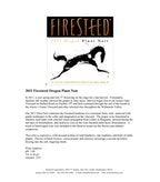 2011 Firesteed Pinot Noir, Oregon