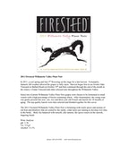 2011 Firesteed Pinot Noir, Willamette Valley