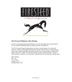 2014 Firesteed Riesling, Willamette Valley