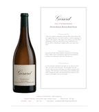 2015 Girard Chardonnay, Dutton Ranch, Russian River Valley