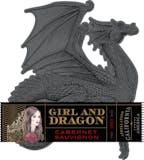 2017 Girl and Dragon Cabernet Sauvignon, California