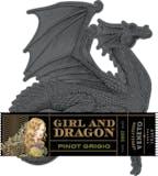 2017 Girl and Dragon Pinot Grigio, Italy, Veneto