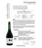 Gouguenheim Malbec Bubbles, Sparkling Wine Rose