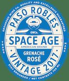 2017 GWCo Space Age Grenache Rose, Paso Robles