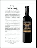 2016 GWCo Collusion Red Wine, Napa Valley