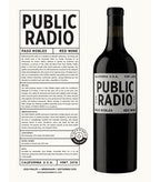 2016 GWCo Public Radio Red Wine, Paso Robles