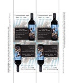 IYSK Red Blend Accolade Shelf Talker 4up