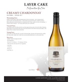 2017 Layer Cake Creamy Chardonnay, California