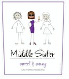 Middle Sister Sweet and Sassy Moscato