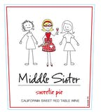 Middle Sister Sweetie Pie Sweet Red Table Wine