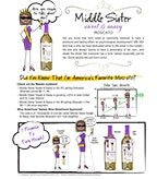 Middle Sister Sweet & Sassy Sell Sheet