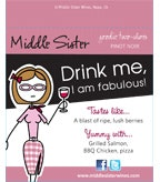 Middle Sister Pinot Noir