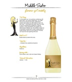 Middle Sister Glamour Girl Bubbly Sweet White Wine