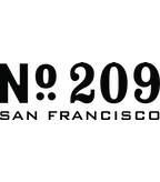 Distillery No. 209 Logo San Francisco