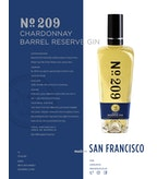 Distillery No. 209 Barrel Reserve Gin Finished in Chardonnay Barrels