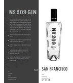 Distillery No. 209 Gin 5XD, San Francisco