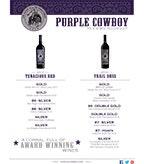 Purple Cowboy Best Press - 2017