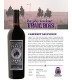 Purple Cowboy Trail Boss, Cabernet Sauvignon, Paso Robles
