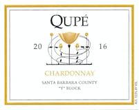 2016 Qupe Chardonnay, Santa Barbara County,