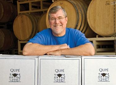 Qupe Bob Lindquist website