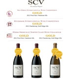 2015 Sonoma Coast Vineyards Medals