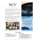 SCV Brand Sell Sheet